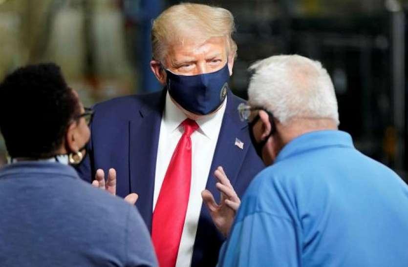 कोरोना संक्रमित Donald Trump की हालत स्थिर, जल्द अस्पताल से मिल सकती है छुट्टी