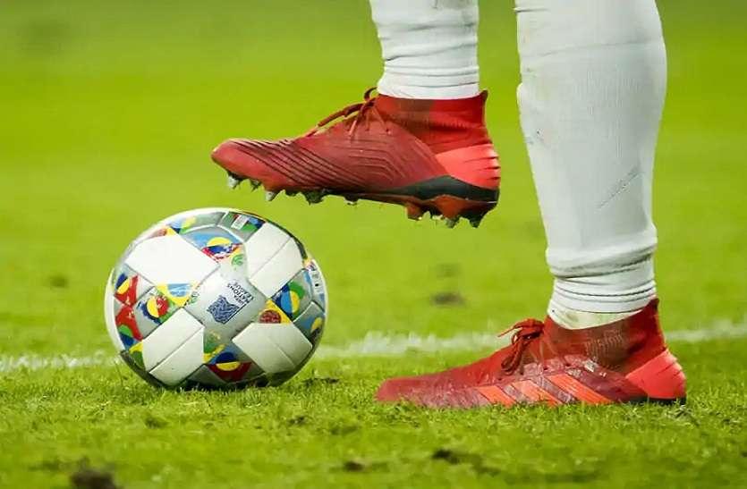 जिनके कदम शराब व ड्रग्स से लडख़ड़ाते थे, अब उन कदमों में फुटबाल थिरकती है