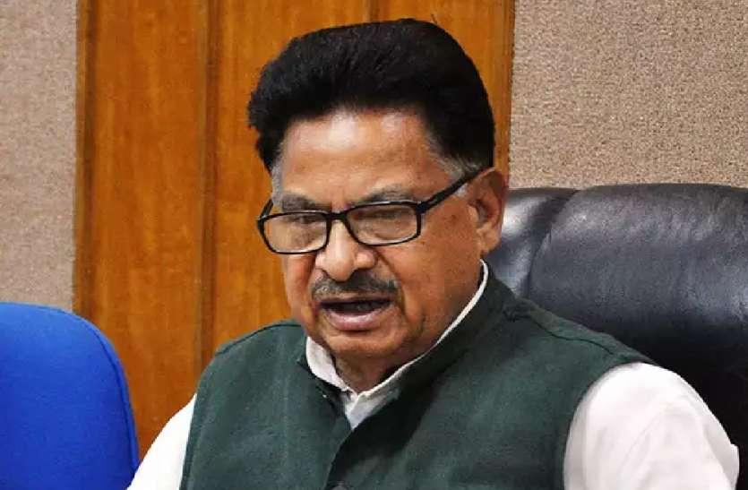 प्रदेश कांग्रेस प्रभारी पुनिया कोरोना पॉजिटिव, रायपुर में 24 घंटे रहे, सीएम,मंत्रियों समेत कार्यकर्ताओं से मिले