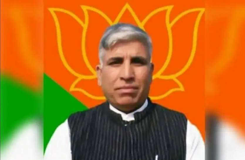 सहारनपुर में भाजपा नेता की कोरोना से माैत