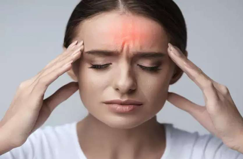 continuously headache may be symptoms of covid-19 virus