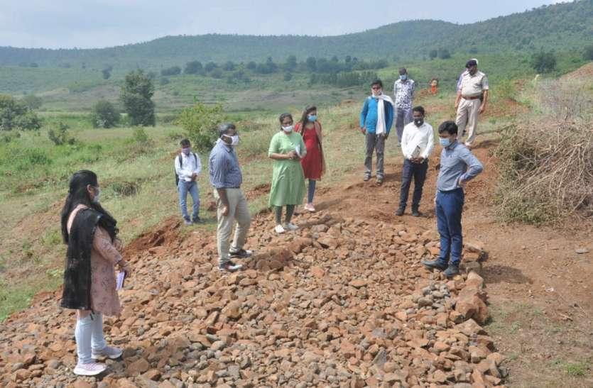 बड़े और हाट बाजार वाले गांवों में रहेगी सामुदायिक स्वच्छता परिसर की सुविधा