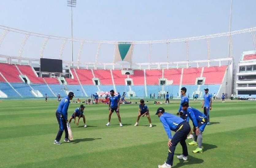 19 पिचों के साथ इकाना बनेगा देश का पहला ऐसा स्टेडियम, जहां उभरते क्रिकेटरों को मिलेगी इंग्लैंड और ऑस्ट्रेलिया जैसी सुविधा