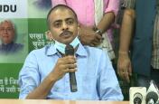 लालू प्रसाद यादव की RJD की बढ़ी मुश्किल, रघुवंश प्रसाद सिंह के बेटे सत्य प्रकाश JDU में शामिल