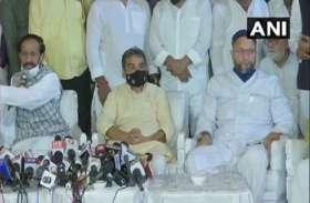 बिहार में तीसरा चुनावी गठबंधन बना, शिवसेना भी मैदान में उतरेगी