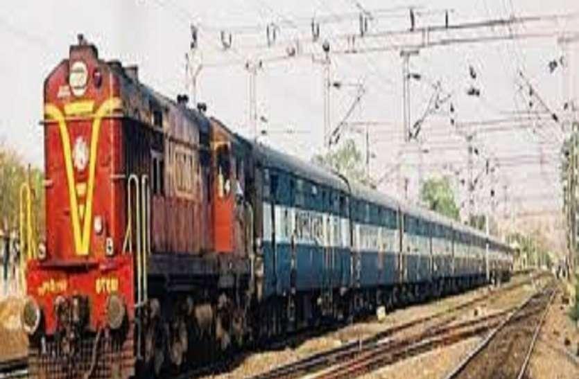 कोरोना संकट के 6 माह बाद इलेक्ट्रिक से चलकर आई पहली ट्रेन, 426 यात्री बांद्रा और राजस्थान के लिए रवाना
