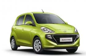 Hyundai ने लॉन्च की CNG मॉडल में नई Santro, जानिए फीचर्स और कीमत