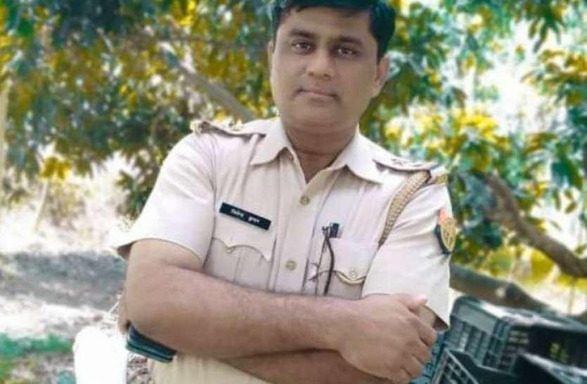 सहारनपुर में तैनात पुलिस सब इंस्पेक्टर जितेंद्र की कोरोना से माैत, दिल्ली में चल रहा था उपचार