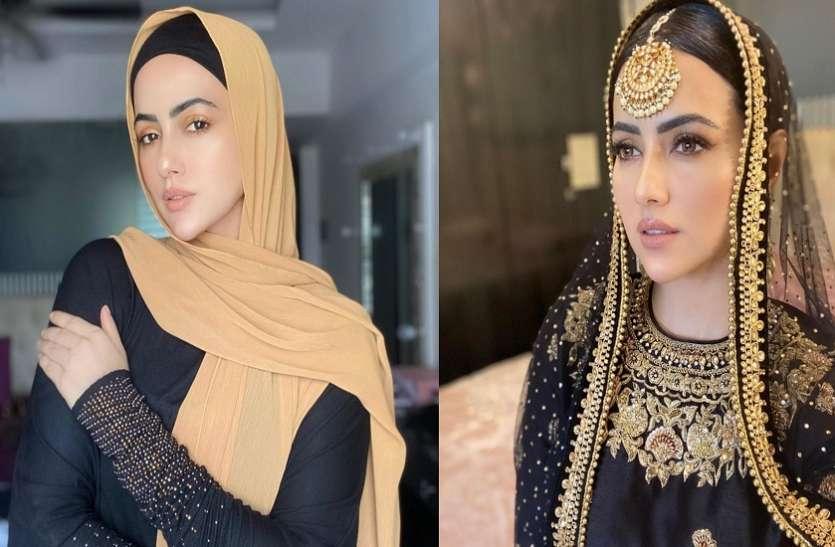 Sana Khan पर लग चुका है एक लड़की के किडनैपिंग का आरोप, अब मजहब के लिए छोड़ दी फिल्म इंडस्ट्री