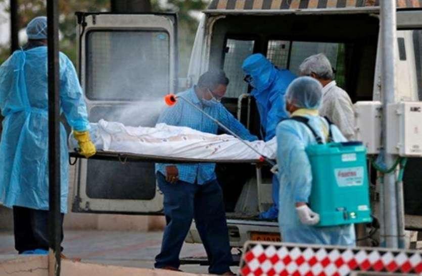 कोरोना का तांडव: पिछले 10 दिन से रोजाना हो रही 28 मौतें, मृतकों में 19 से 84 साल तक के मरीज