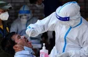 केन्द्रीय स्वास्थ्य मंत्री ने कोरोना को लेकर किया सतर्क तो टीएस सिंहदेव ने पर्याप्त वैक्सीन उपलब्ध करवाने की कही बात