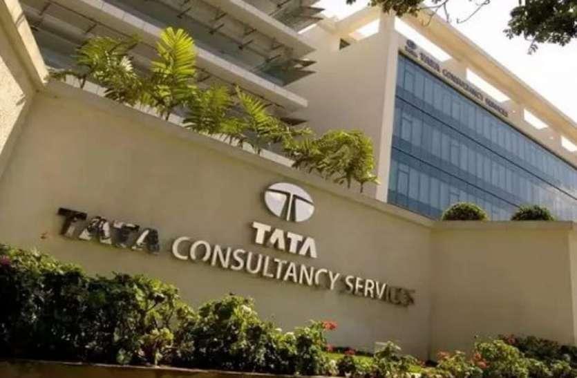 टीसीएस के मार्केट कैप में बीते एक सप्ताह में हुआ एक लाख करोड़ रुपए से ज्यादा इजाफा