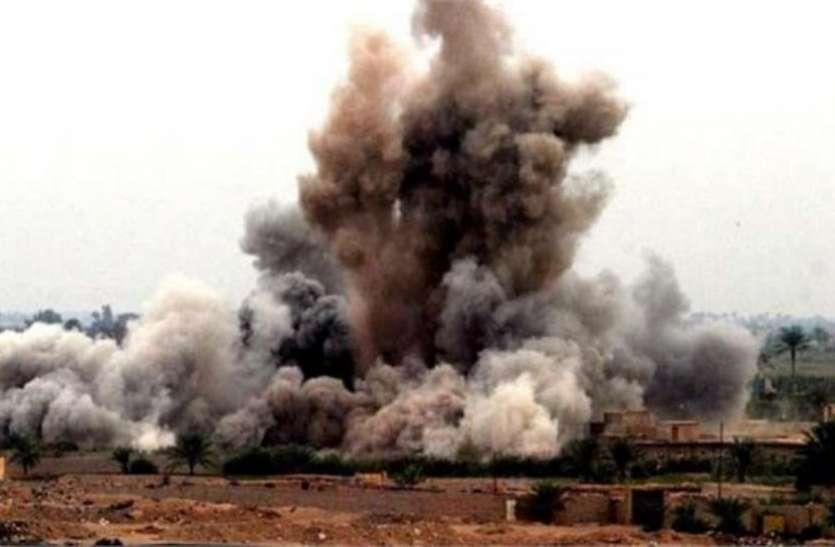 Afghanistan: अमरीकी सेना ने तालिबानी ठिकानों पर किया हमला, 20 आतंकी ढेर
