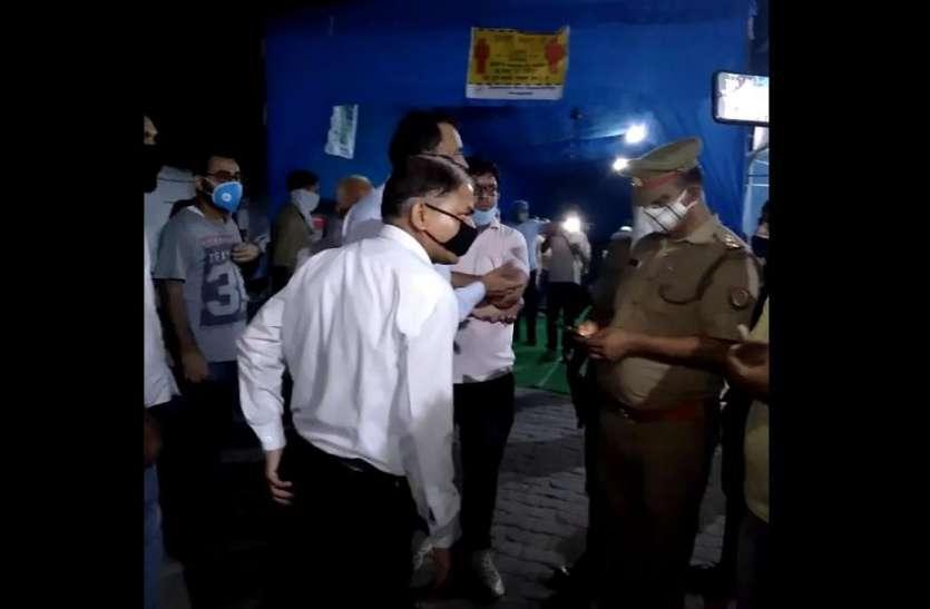 शातिर 'मामा' का पुलिस ने कर दिया ऐसा हाल, सीधा पहुंच गया अस्पताल