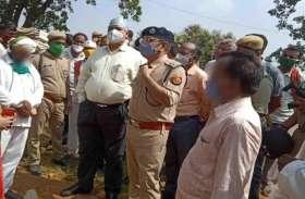 सामूहिक दुष्कर्म पीड़िता का कड़ी सुरक्षा के बीच हुआ अंतिम संस्कार, पुलिस ने तीनों आरोपी किए गिरफ्तार