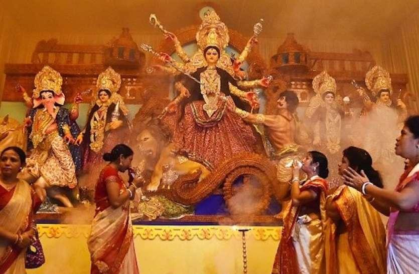 नवरात्रि में 6 फीट की ही स्थापित होंगी मूर्तियां, डीजे पर रहेगा प्रतिबंध