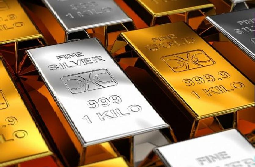 Dollar के मुकाबले Rupee में गिरावट से घरेलू बाजार में सोना और चांदी हुआ महंगा