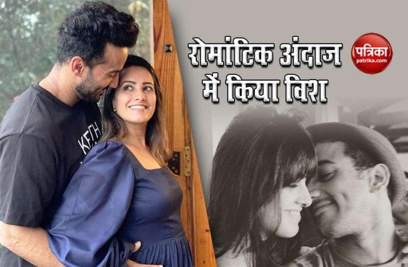 Anita Hassanandani को पति रोहित ने रोमांटिक अंदाज में एनिवर्सरी की बधाई दी, तस्वीर हुई वायरल