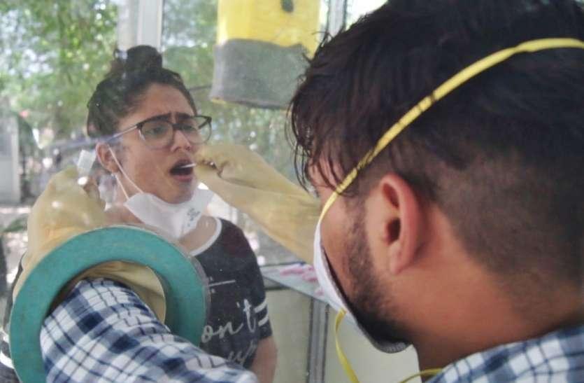 धीमी पड़ी कोरोना की रफ्तार, 24 घंटे में 139 संक्रमित, एक की मौत, 167 डिस्चार्ज