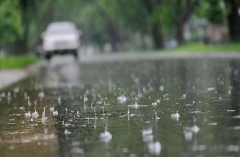 मौसम विभाग का अगले दो-तीन दिन भारी बारिश का अलर्ट, कई स्थानों पर गिर सकती है बिजली