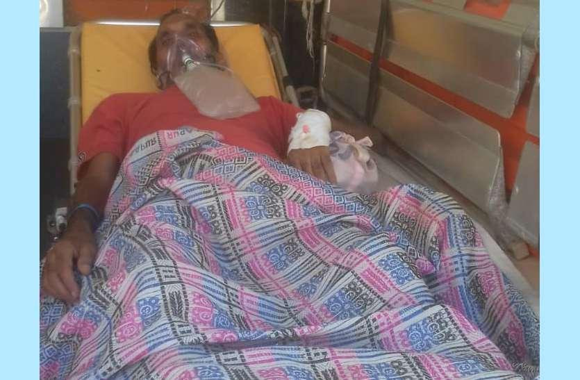 एक माह में भी ठीक नहीं हुआ कोविड-19 का मरीज, एम्स रवाना