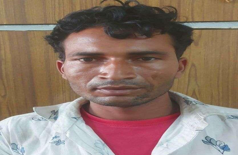 डीजल खुर्दबुर्द करने वाला टैंकर चालक गिरफ्तार