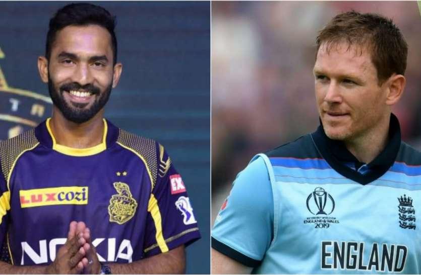 IPL 2020: Eoin Morgan से हैं कोलकाता को बड़ी उम्मीदें, इंग्लैंड को जिता चुके हैं विश्वकप