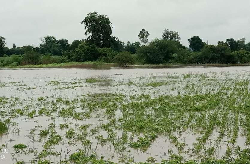 उत्तर तथा कल्याण-कर्नाटक में बारिश से तबाही