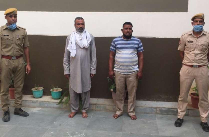 Smuggling : उड़ीसा से गांजा लेकर ट्रेन से आता, जयपुर में सप्लाई करता था एमपी का हिस्ट्रीशीटर
