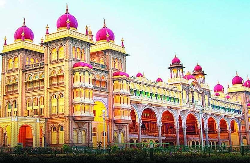 मैसूरु पैलेस में नवरात्रि महोत्सव में होगा बदलाव