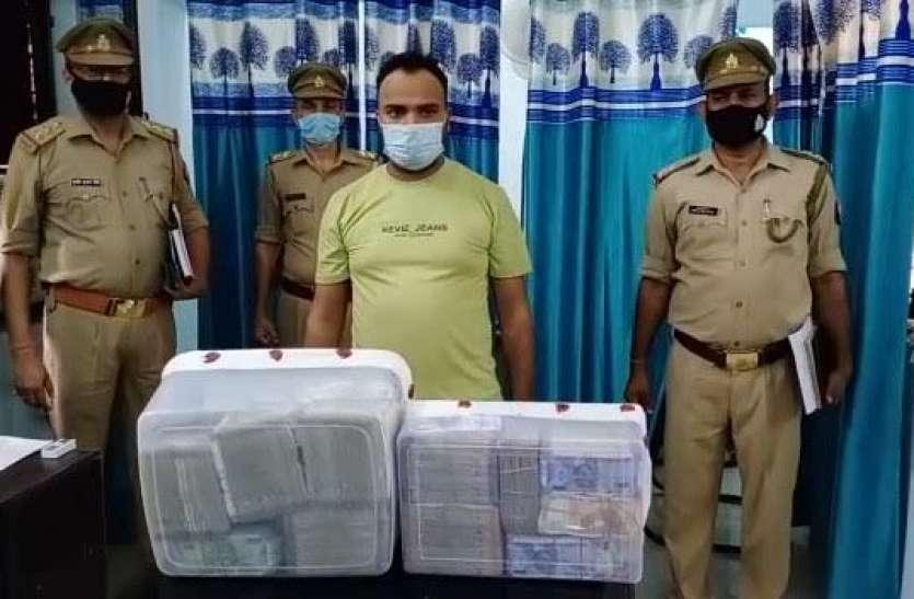मुंबई में सेठ के घर से चुराए 69 लाख, नोएडा से सहारनपुर जाते हुए हो गया 'कांड'