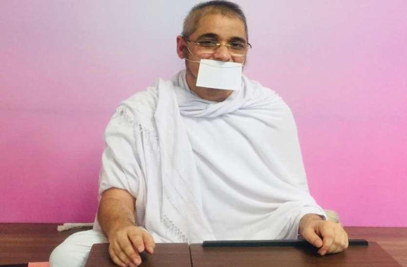 मन भी चंचल घोड़े के समान: डॉ. समकित मुनि
