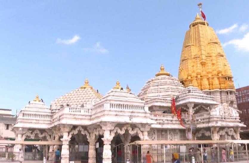 ahmedabad :  लाखों श्रद्धालुओं की आस्था का केन्द्र है अंबाजी मंदिर