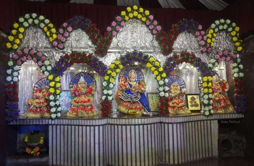 navratri 2020 - छोटी बिजासन मंदिर के पट रात 10.30 बजे ही हो जाएंगे बंद