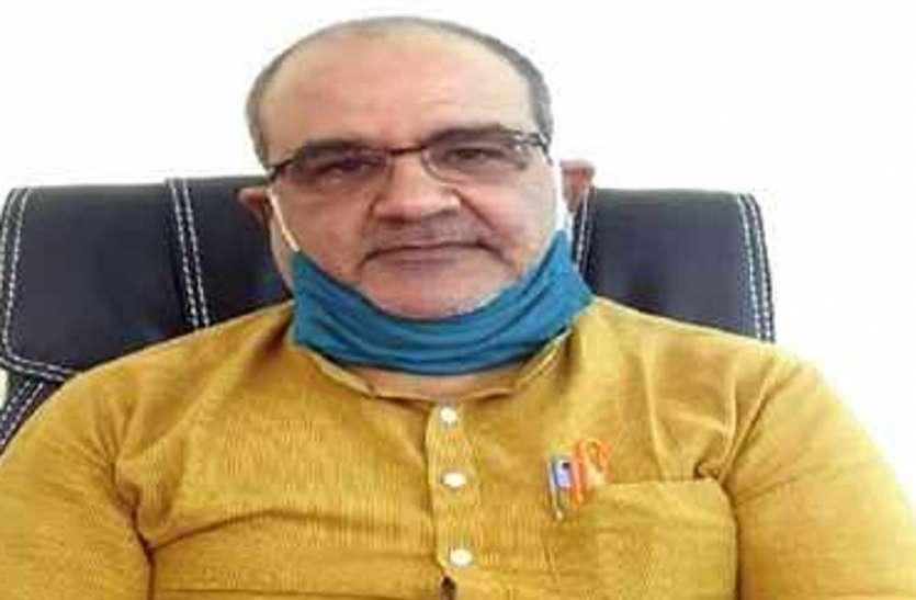 बलिया और हाथरस घटना विरोधियों की साजिश : भूपेंद्र सिंह चौधरी