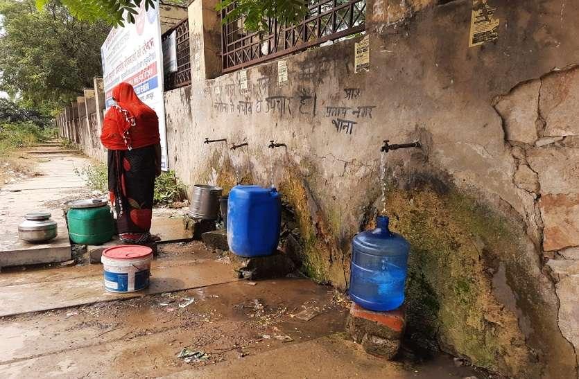 वार्डों में सुविधाओं का अभाव, फ्लोराइड का पानी बना परेशानी