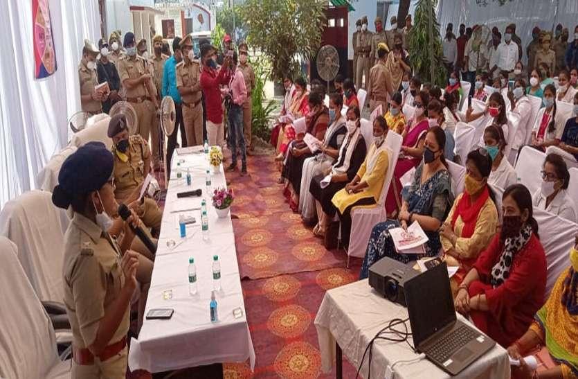 नवरात्र के पहले दिन महिला सुरक्षा को लेकर विशेष पहल