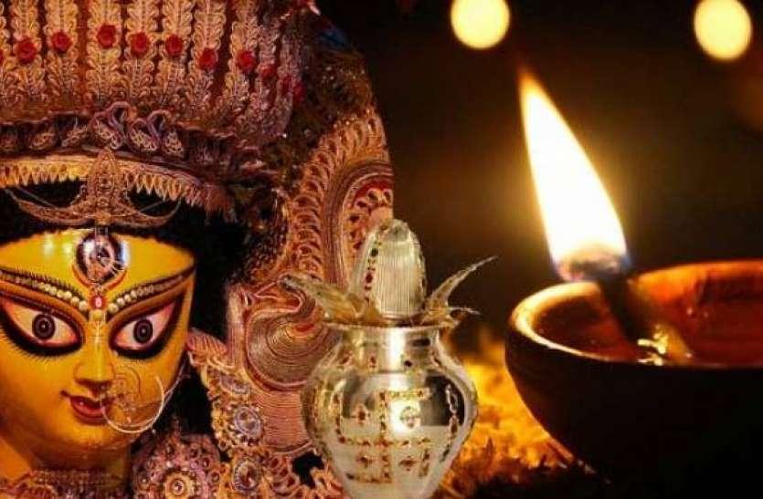 नवरात्र पर्व के स्वागत में गुलजार बाजार, उमड़ी ग्राहकों की भीड़