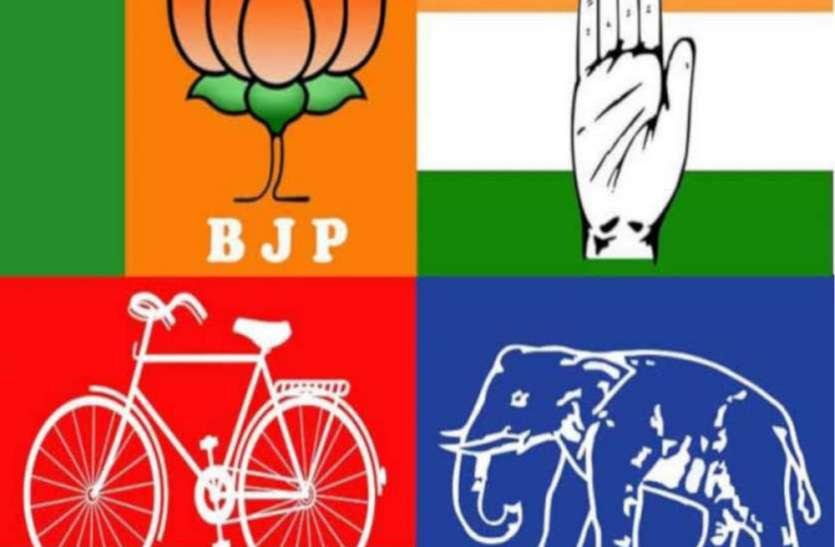 UP Upchunav : बसपा के सभी कैंडिडेट करोड़पति, सपा के ब्रह्मशंकर त्रिपाठी हैं सबसे अमीर
