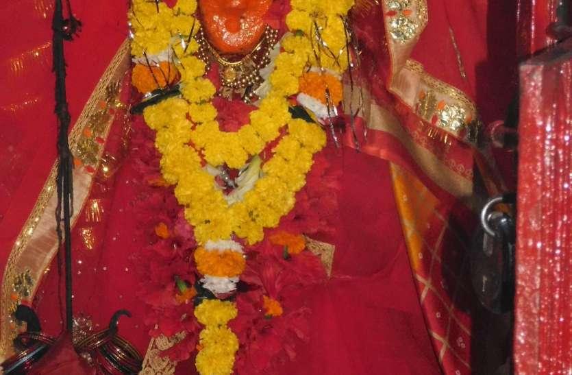 करचुरी कालीन है बूढ़ी माता का मंदिर, 51 शक्तिपीठों में से एक है स्थल
