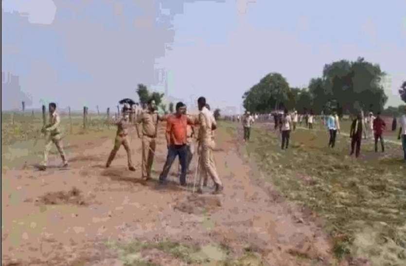 बलिया कांड का मुख्य आरोपी साथियों संग लखनऊ से गिरफ्तार, सरेंडर करने की फिराक में था धीरेंद्र सिंह