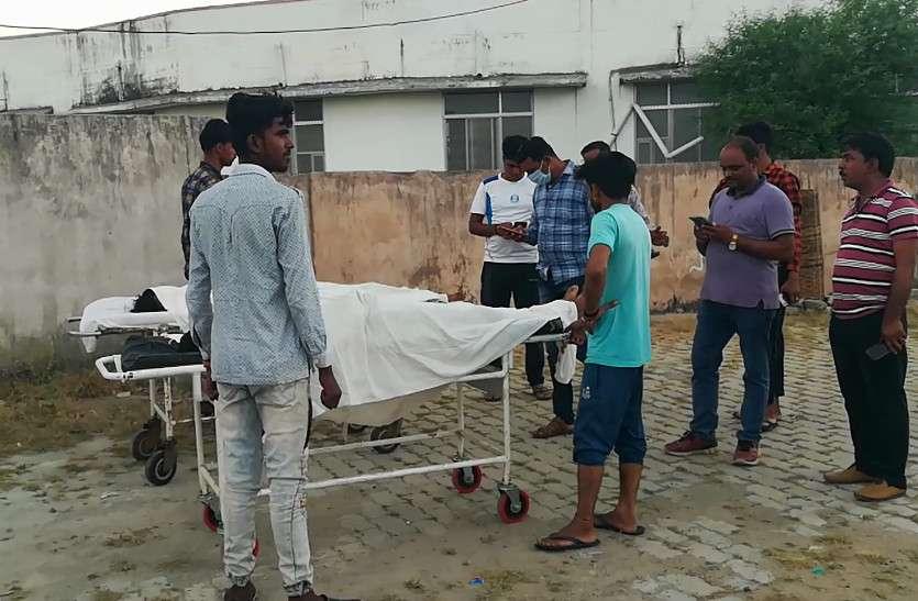 प्रतापगढ़ के कई इलाकों में जमकर हुई बारिश, आकाशीय बिजली गिरने से दो किसानों की मौत
