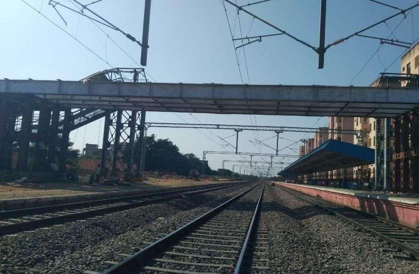 जगतपुरा रेलवे स्टेशन की बदलेगी सूरत, मिलेंगी कई सौगात