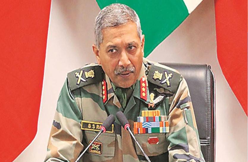 जम्मू-कश्मीर के लोग सभ्य और अच्छा जीवन जीना चाहते हैं - लेफ्टिनेंट जनरल बी.एस. राजू