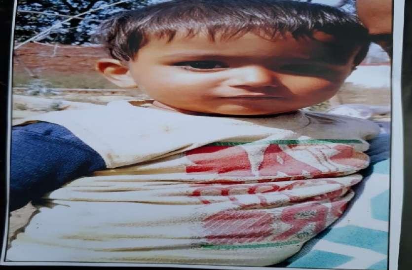 शादी समारोह में आये बच्चे का तालाब में मिला शव, हत्या की आशंका पर जांच पड़ताल शुरू