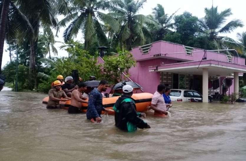 उत्तर कर्नाटक में बाढ़ की स्थिति गंभीर, 36 हजार से अधिक लोगों को सुरक्षित स्थानों पर पहुंचाया