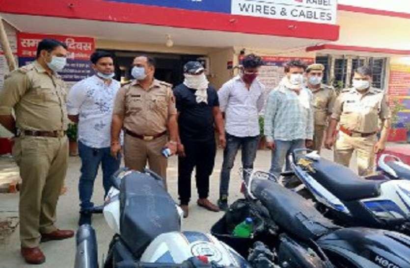 कुमार विश्वास के घर के बाहर से चाेरी फॉरच्यूनर मेरठ पुलिस काे टुकड़ों में मिली