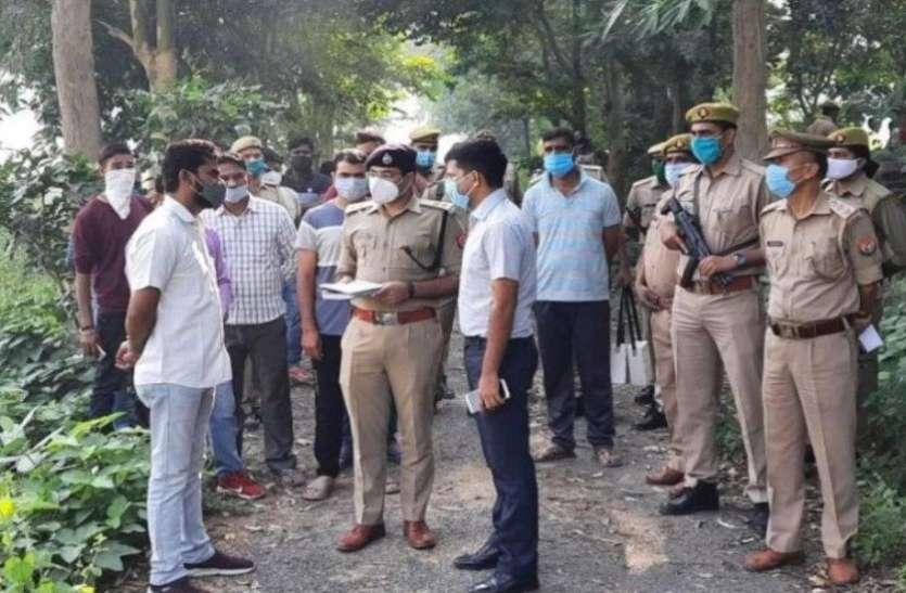 डांस टीचर की हत्या के बाद शव झाड़ियों में फेंक फरार हुए दोस्त, तीन गिरफ्तार