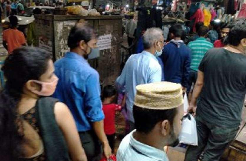 WEST BENGAL---दुर्गा पूजा के पहले ही जगह-जगह जाम