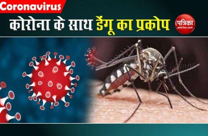 बड़ा खतरा: कोरोना के साथ अब डेंगू का अटैक, लोगों को अपनी चपेट में ले रहा, जानिए क्या है लक्षण